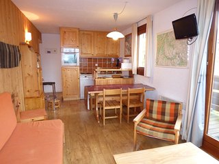Aiguille Grive n°23 - 8 couchages - Plan Peisey vacation rentals
