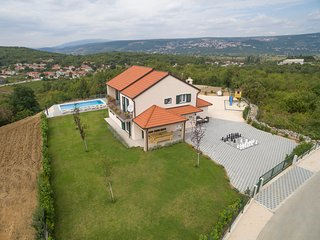 This spacious holiday home is situated in the small village Zmijavci, near the t - Imotski vacation rentals