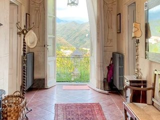 Amazing view, private pool, exclusive romantic , Coreglia Antelminelli, Lucca. - Tereglio vacation rentals