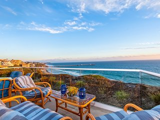 New! Available May 2017! Ocean view condo overlooking San Clemente beach! - San Clemente vacation rentals