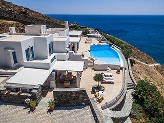 Adorable 8 bedroom Megas Gialos Villa with Internet Access - Megas Gialos vacation rentals
