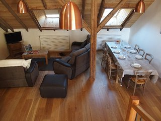 3 bedroom House with Washing Machine in Le Monetier-les-Bains - Le Monetier-les-Bains vacation rentals