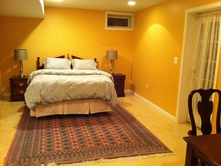 Heavenly Comfort, Spacious Apartment - Woodbridge vacation rentals