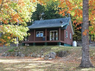 Cabin rental on the Penobscot River - Lincoln vacation rentals