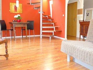 1-Bedroom Furnished Apartment Stuttgart - Stuttgart vacation rentals