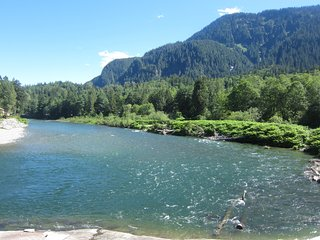 Romantic Riverfront Studio/by Stevens Pass/ Pet friendly - Index vacation rentals