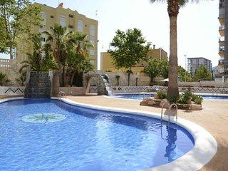 Apartamento Turquesa Beach 310 - Calpe vacation rentals