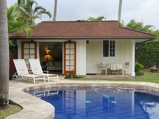 Perfect Oasis, Steps to the Beach!  100% Solar! - Kailua vacation rentals