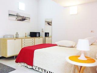 Sunny studio with terrace in Playa de las Burras. - Playa del Ingles vacation rentals