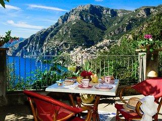 Rifugio degli Dei - Dioniso - Positano vacation rentals