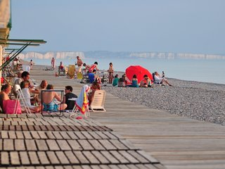 2 bedroom Condo with Internet Access in Cayeux-sur-Mer - Cayeux-sur-Mer vacation rentals