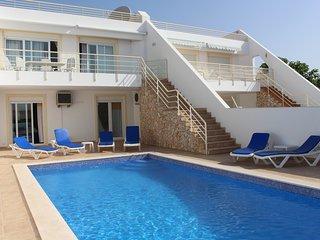 Gaivota - Praia da Luz 4 bed villa with sea views - Luz vacation rentals