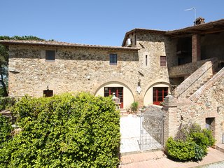 Siena country house, private pool. - Quercegrossa vacation rentals