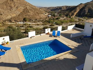 Spacious, renovated, rural Villa in Andalucia with private, heated swimming pool - Lubrin vacation rentals