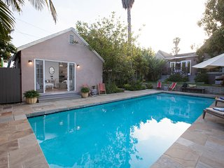 Charming  pool house/studio - Los Angeles vacation rentals