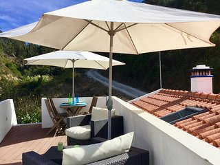 NEW - Charm Property. Minutes from the Beach, Two Rooms and a Rooftop Lounge - Odeceixe vacation rentals