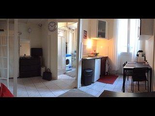 Appartement 4 personnes au centre ville Montrouge. 3' Métro 4 Marie Montrouge - Montrouge vacation rentals