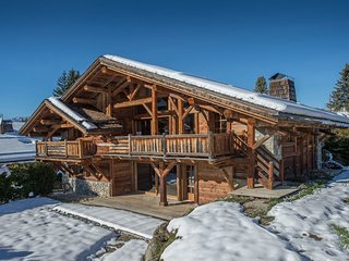 Charming 7 bedroom Megève Chalet with Internet Access - Megève vacation rentals