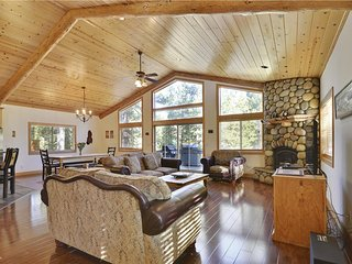 Bright Truckee House rental with Internet Access - Truckee vacation rentals