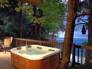 Jaw dropping. Exquisite. A special place for very special occassions. - Olympic National Park vacation rentals