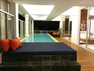 Luxury Surin 3 bedroom penthouse private pool - Surin Beach vacation rentals