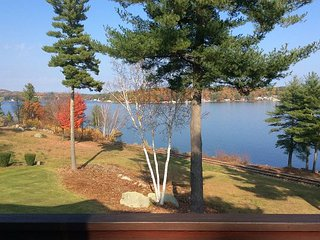 Lake views abound in the serene community of Southdown Shores(RIZ77Bf) - Laconia vacation rentals