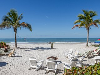 MERMAID 2BR beachfront home***Heated Pool***Pets OK - Indian Shores vacation rentals