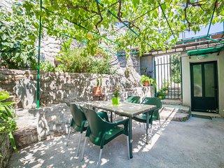 Apartments Boris - Studio with Terrace - Kamenari vacation rentals