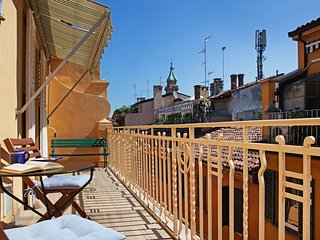 Nice Penthouse with Internet Access and A/C - Bologna vacation rentals