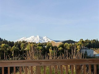 Bright 3 bedroom Ohakune Apartment with Deck - Ohakune vacation rentals