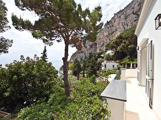 Villa Bougainvillea - Views & Luxury close to Centre - Capri vacation rentals