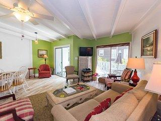 Stunning East Beach Villa, steps to the beach! - Saint Simons Island vacation rentals