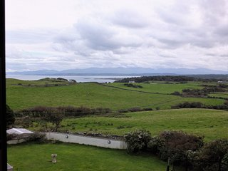 **NEW Woodland barn apartment with amazing sea, mountain and countryside views - Dulas vacation rentals