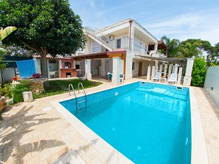 Villa Relax - beach villa in Puglia with private pool - 3 bedrooms - Specchiolla vacation rentals