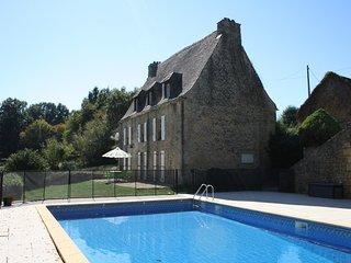 Lovely 4 bedroom Farmhouse Barn in Saint-Andre-d'Allas - Saint-Andre-d'Allas vacation rentals