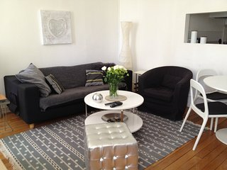 Bright 2 bedroom Nancy Apartment with Internet Access - Nancy vacation rentals