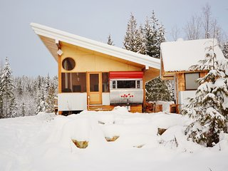 4 bedroom Caravan/mobile home with Deck in Salmon Arm - Salmon Arm vacation rentals