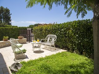 villa near sandy beach - balcony for long sunset -Ficodindia - Torre Santa Sabina vacation rentals