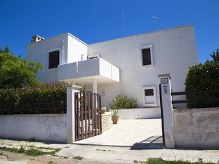 villa near sandy beach - balcony for long sunset -Ficodindia - Torre Santa Sabina vacation rentals
