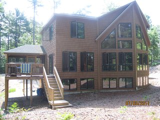 New Luxury Waterfront Property on Lake Arrowhead - Waterboro vacation rentals