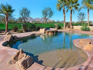 Luxury Home Stunning Mt. View, Salt W Pool/Casita 3 BD/4BA (January Price Special) - La Quinta vacation rentals