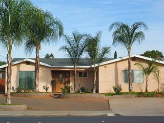 Comfortable House with Internet Access and A/C - El Cajon vacation rentals