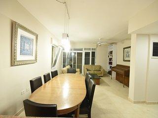 Large Modern Kosher Apartment in Jerusalem Center Stunning Views-Newly Renovated - Jerusalem vacation rentals