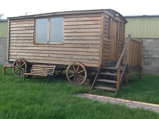 Beautiful Shepherds hut with Internet Access and Parking - Wybunbury vacation rentals