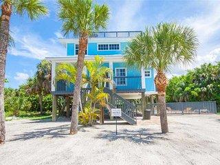3 bedroom House with Deck in Captiva Island - Captiva Island vacation rentals