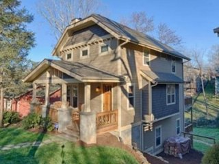 New Luxurious, Modern Studio Apartment in NEW Montford Home 10 Min Walk to Town - Asheville vacation rentals