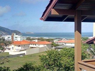 Floripa com maravilhosa vista da praia do Santinho - Florianopolis vacation rentals