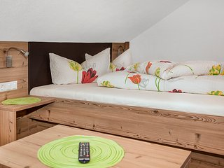 2 bedroom Apartment with Central Heating in Kaunertal - Kaunertal vacation rentals