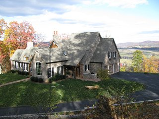 Vista Magnifique, a private 50 acre mountain-top estate in wine country - Hume vacation rentals