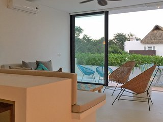 SAASIL Terrace Condo #15 - Tulum vacation rentals